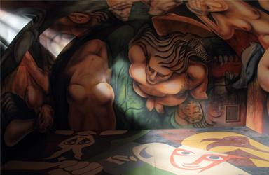 El mural cine felix monti adf director de for El mural pelicula